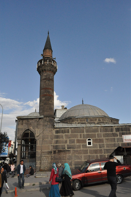 Мечеть Первизоглу, Эрзурум