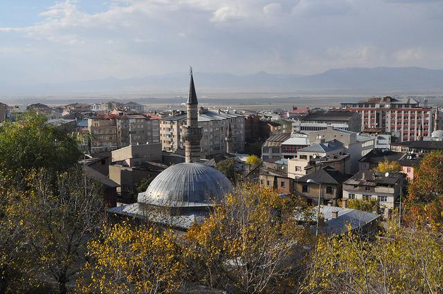 Мечеть Куршунлу в Эрзуруме
