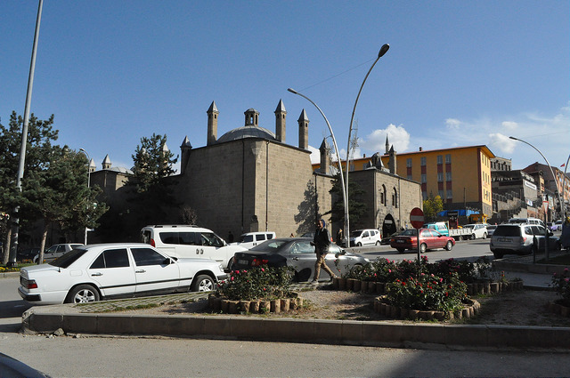 Ташхан (базар Рустем Паша), Эрзурум