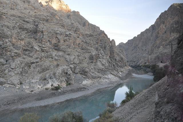 Река Фырат (Ефрат)