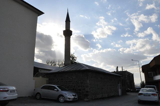 Мечеть Эсатпаша, Эрзурум