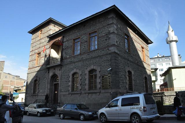 Музей дом Ататюрка в Эрзуруме