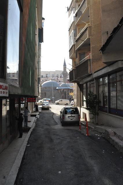 Мечеть Бакырджи, Эрзурум