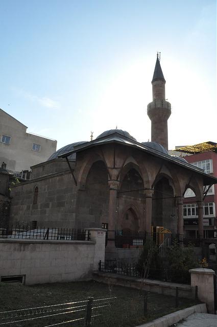 Мечеть Бакырджи в Эрзуруме