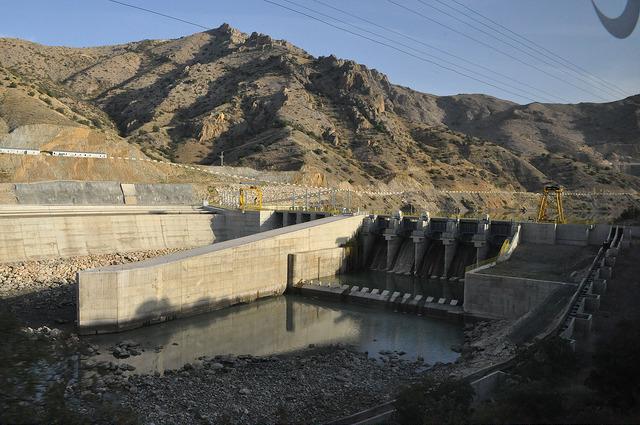 ГЭС Багышташ-II