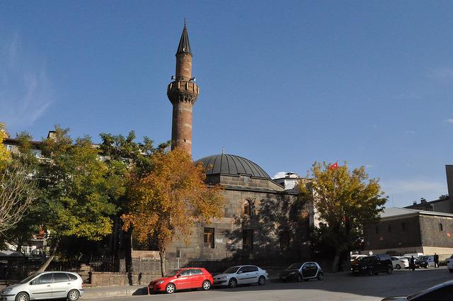 Мечеть Ибрахим Паша, Эрзурум