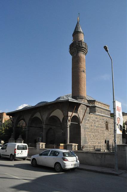 Мечеть Дженнет Заде в Эрзуруме