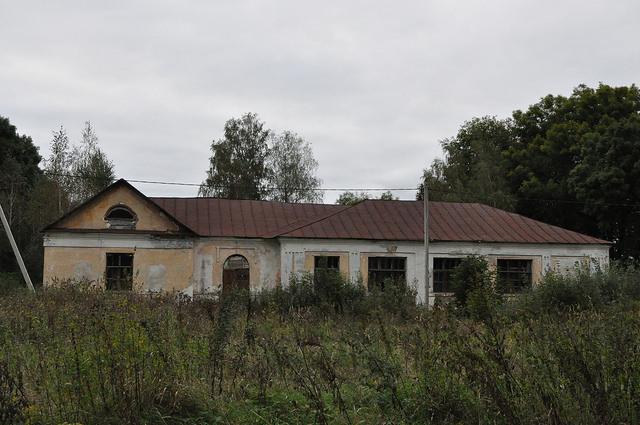 Усадьба генерала Мирковича в Николо-Жупани