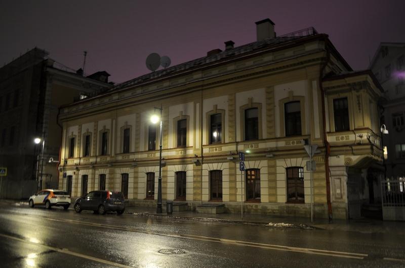 Городская усадьба XVIII—XIX веков