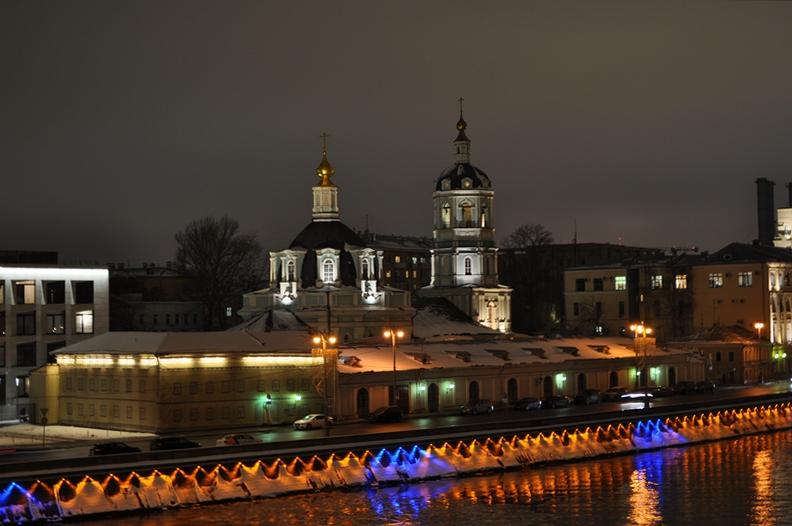 Храм святого Николая Чудотворца в Заяицком