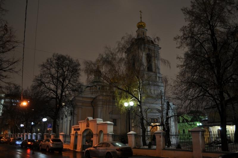 Храм святителя Николая в Кузнецкой Слободе
