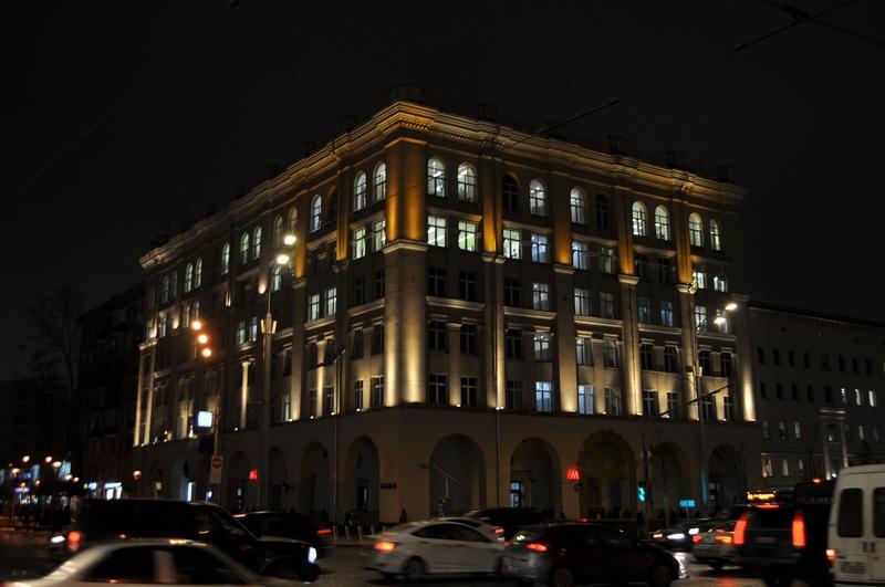 Вестибюль станции метро «Павелецкая»