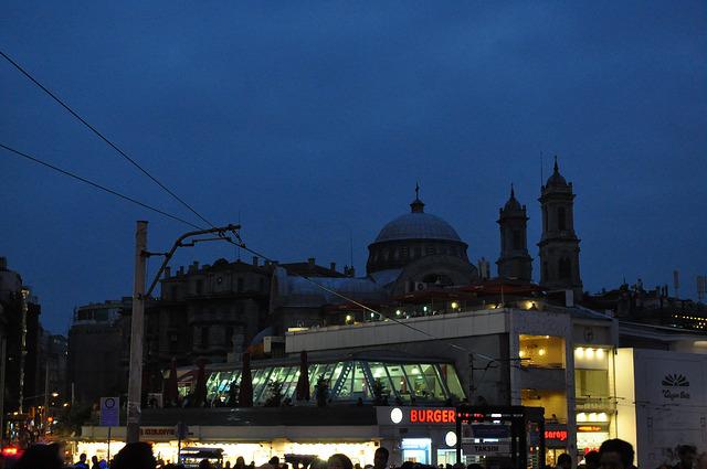 Греческая церковь св. Троицы, Стамбул