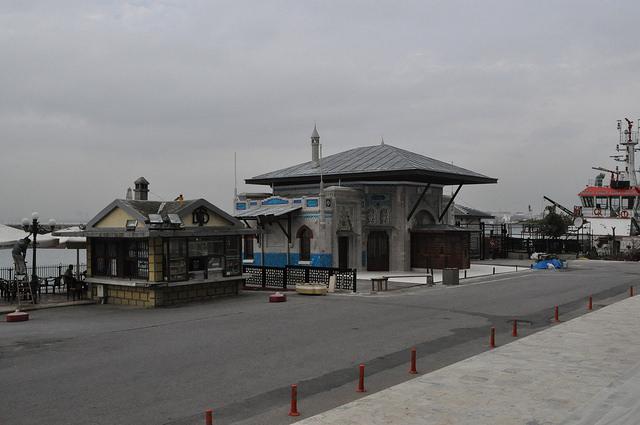 Пристань Хайдарпаша