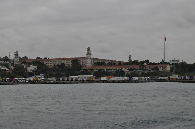 Штаб 1-й Армии, Стамбул