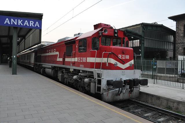 Восточный экспресс в Анкаре