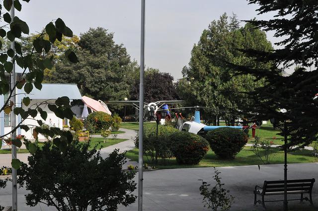 Музей воздухоплавания в Анкаре