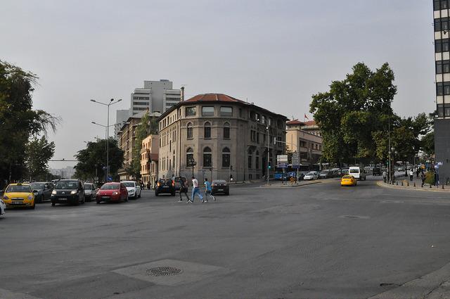Гаранти-банк, Анкара