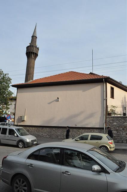 Мечеть Кагныджыоглу, Анкара