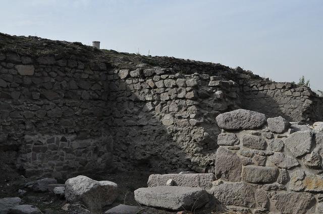 Римские термы в Анкаре