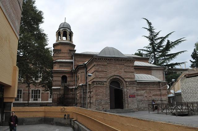 Церковь св. Нины,Тбилиси