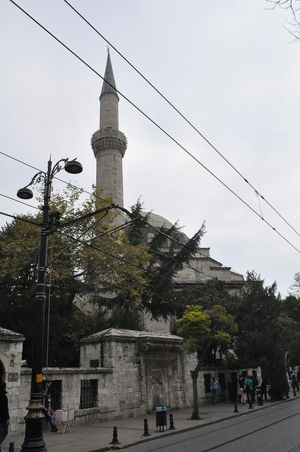 Мечеть Атык Али-паши