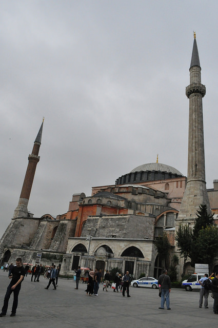 Собор св. Софии (Ая-София), Стамбул