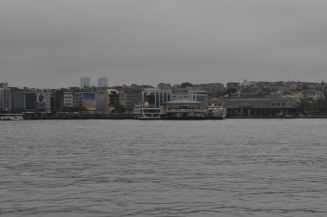 Пристань Кадыкёй