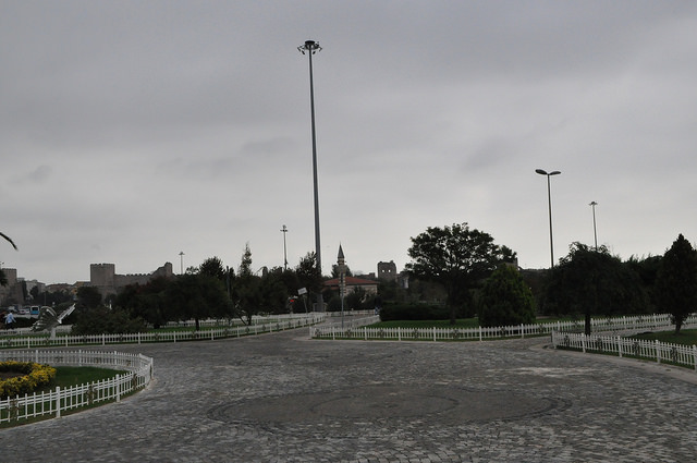 Парк Топкапы, Стамбул