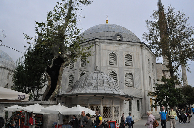 Мавзолей Мехмеда III, Стамбул