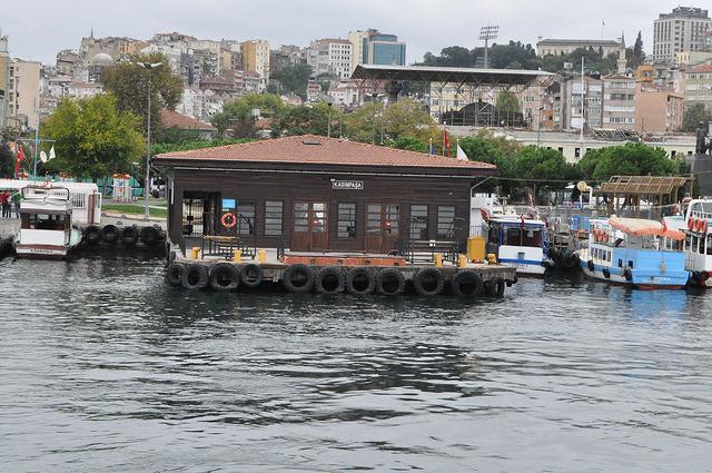 Пристань Касымпаша, Стамбул