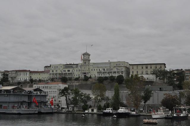 Военно-морской госпиталь в Стамбуле