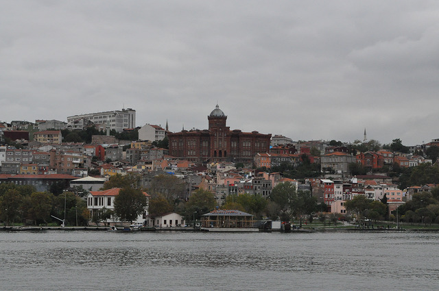 Греческий лицей в Фенере, Стамбул