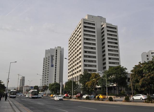 Ул. Истанбул, Анкара
