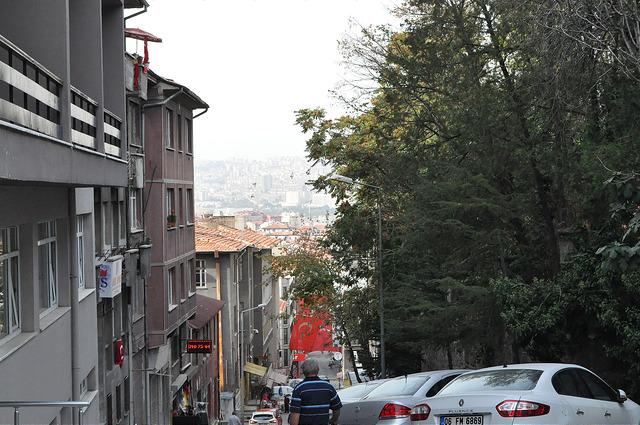 Ул. Конья в Анкаре
