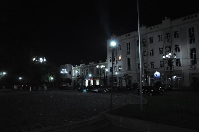 Ул. Шота Руставели в Озургети