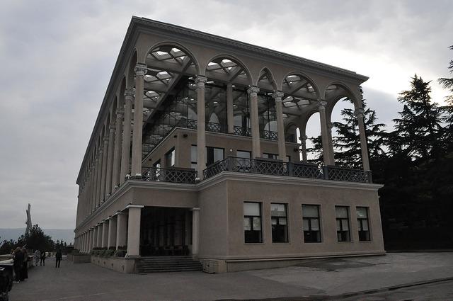 Верхняя станция фуникулёра, Тбилиси