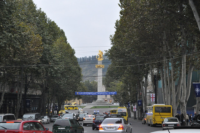 Памятник св. Георгию