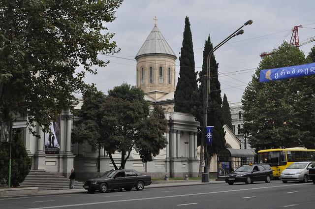 Церковь Кашвети, Тбилиси