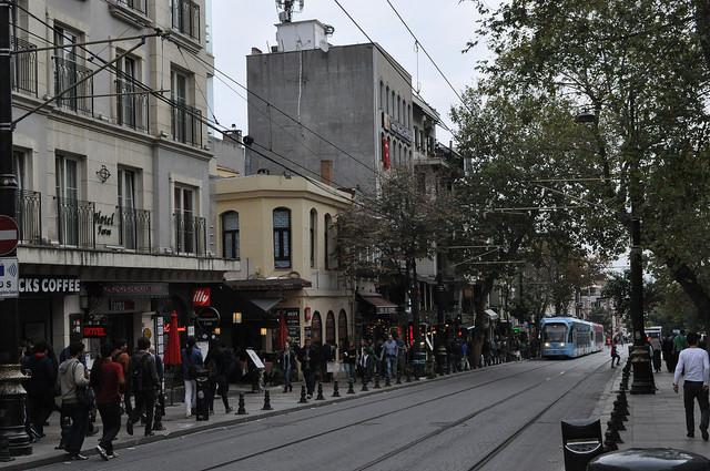 Ул. Диванйолу, Стамбул