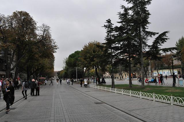 Площадь Ипподрома, Стамбул