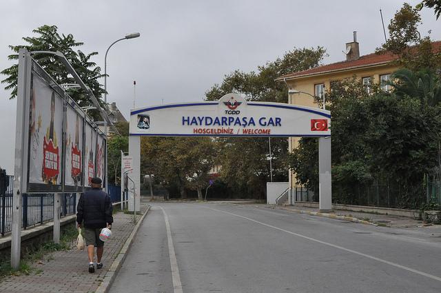 Хайдарпаша, Стамбул