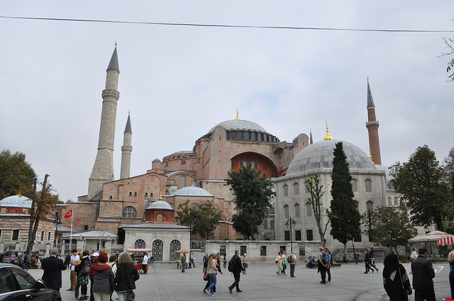 Айя-София, Стамбул
