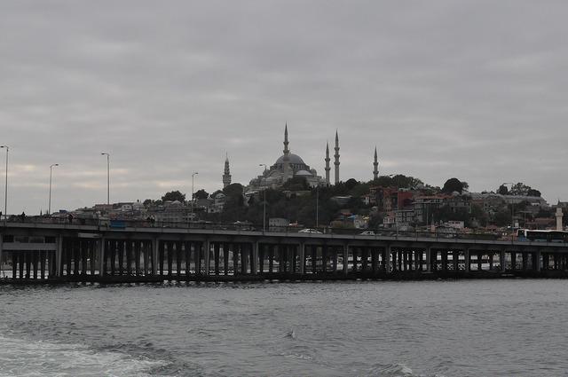 Мост Ататюрка, Стамбул
