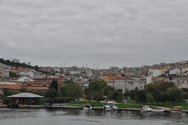 Пристань Хаскёй, Стамбул