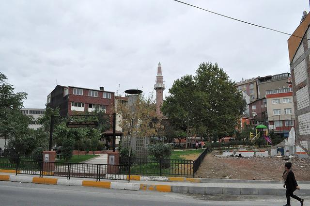 Мечеть Кырмызы Минаре, Стамбул