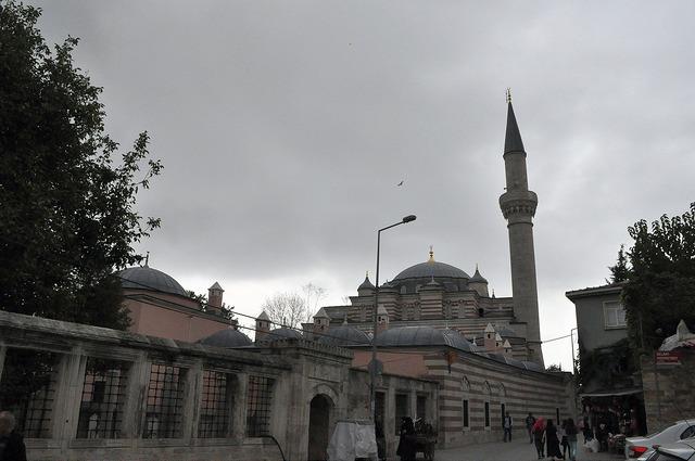Мечеть Залмахмут Паша, Стамбул