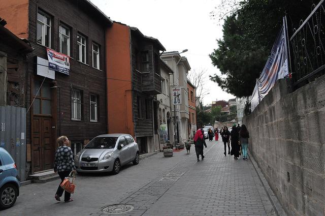 Улица Залпаша, Стамбул