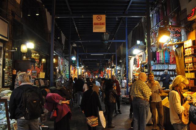 Египетский базар, Стамбул
