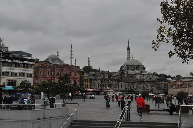 Мечеть Рустам Паша, Стамбул